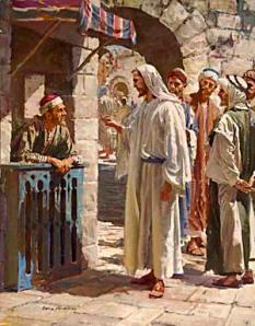 Calling of Matthew